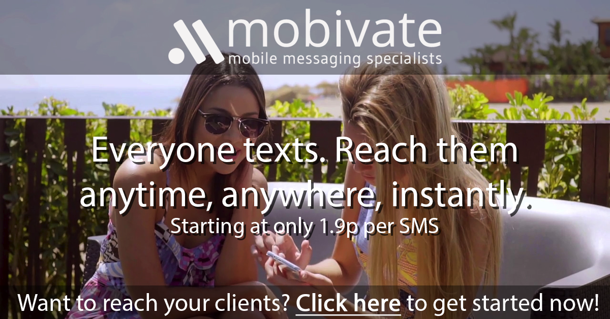 Bulk SMS | Mobivate