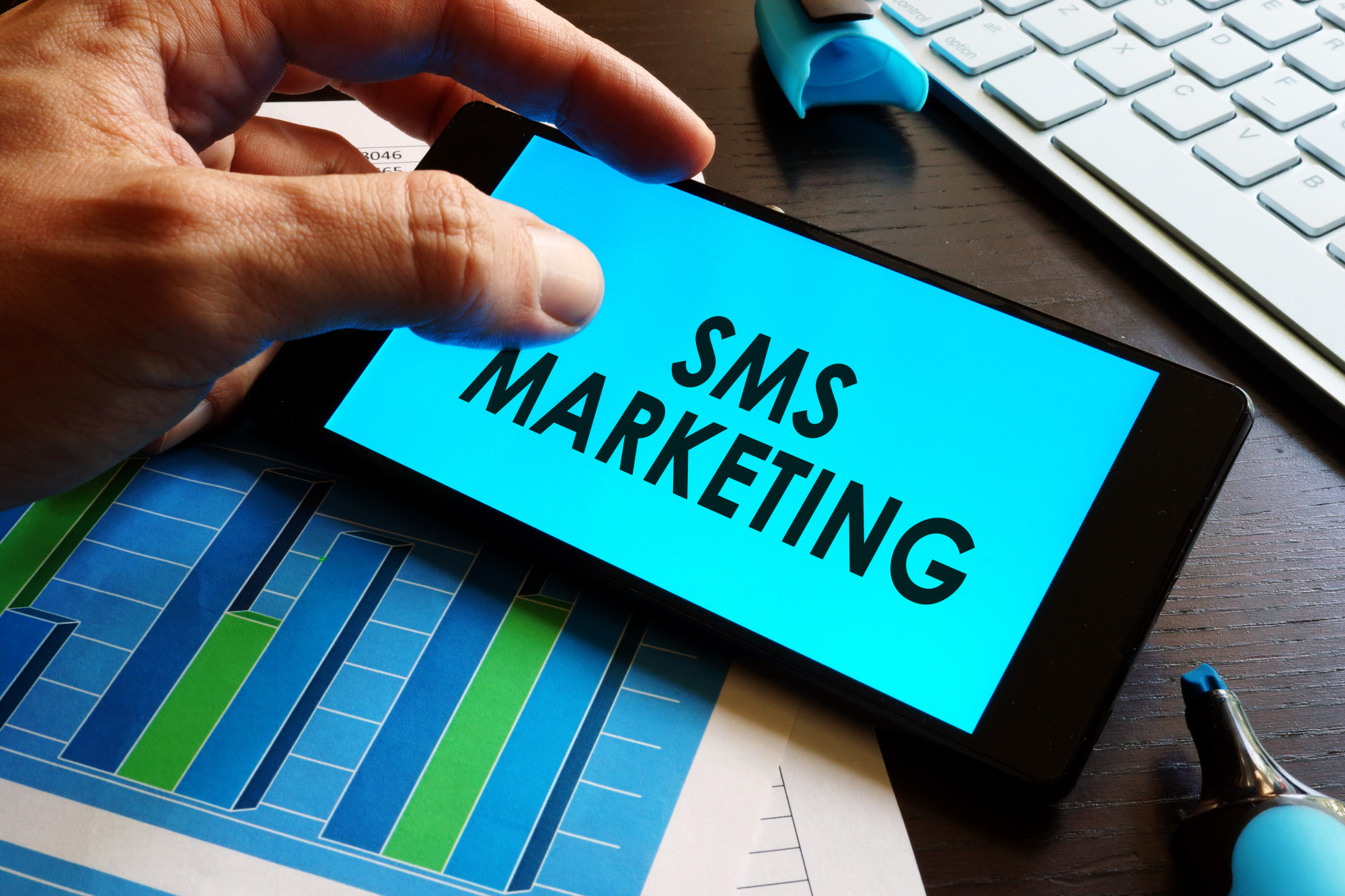Blog Image: 3 Ways Startup Companies Can Use SMS Marketing