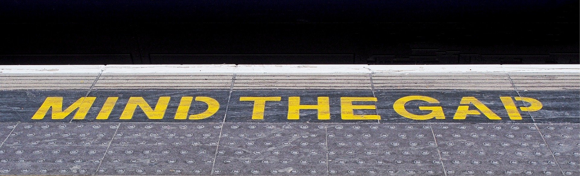 Blog Image: Mind the Gap